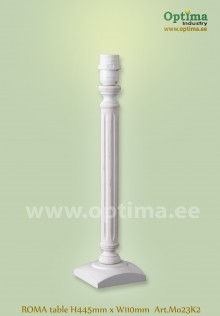 ROMA table H445mm