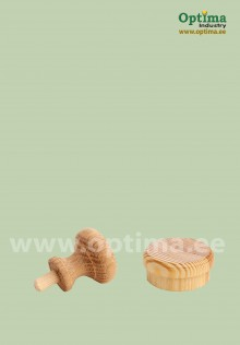 wooden furniture buttons